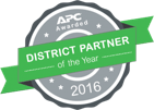 APC District Partner Award 2015