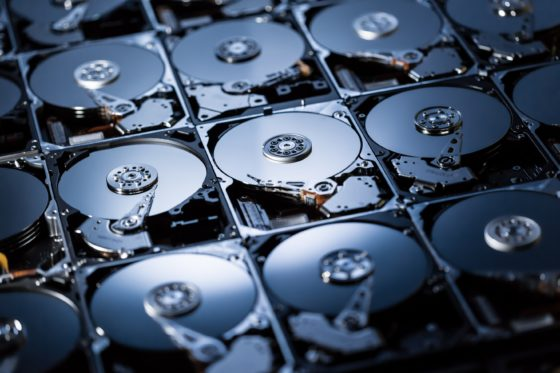On Site HIPPA Compliant Hard Drive Data Destruction Disposal Degaussing Services