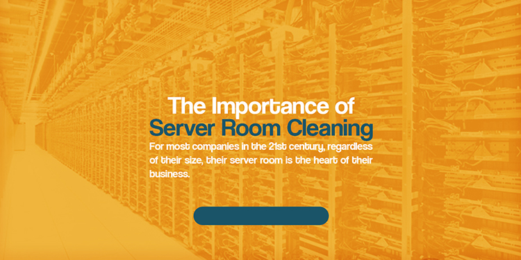 The Importance of Server Room Cleaning