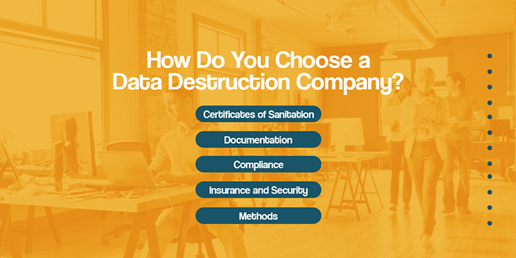 What Are the Different Types of Data Destruction and Which One Should You Use?