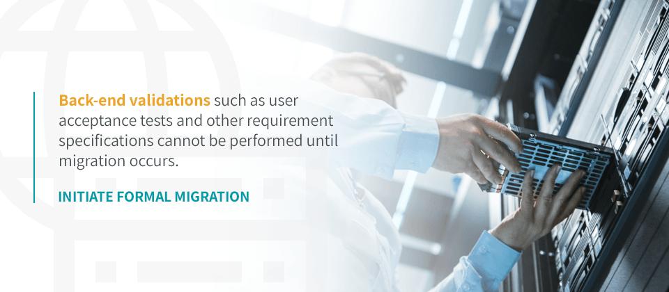 Data Center MIgration Best Practices